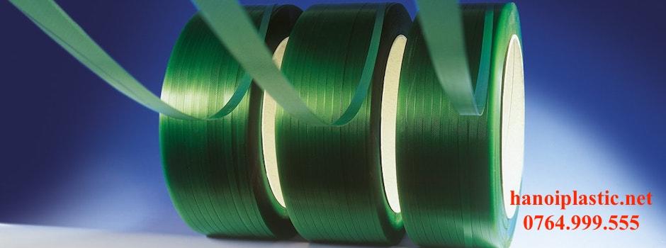 Dây đai nhựa pet giá rẻ tại Hà Nội, dây đai pet chất lượng cao