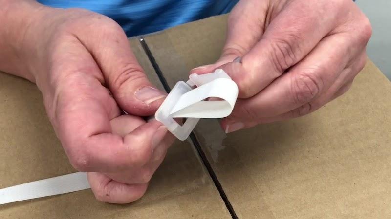 Dây đai nhựa pp dùng khoá đai nhựa