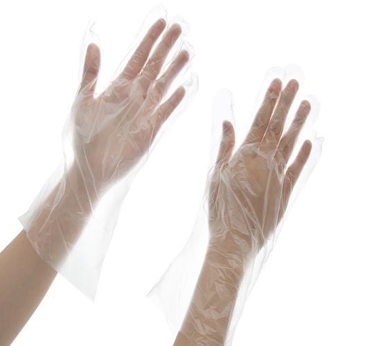 bao tay nilon dùng để chống vi khuẩn