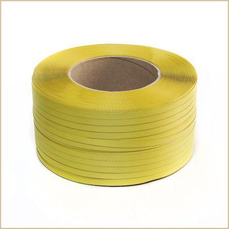 dây đai nhựa pp vàng bản rộng 15mm