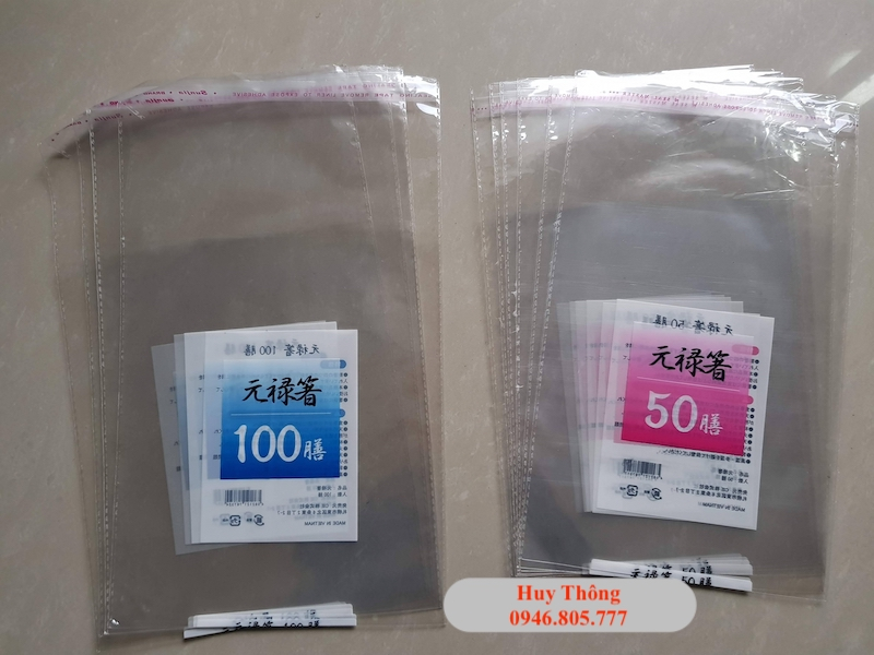 sản xuất túi nilon in hà nội