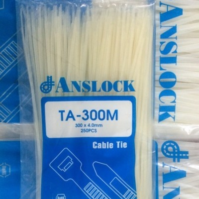 Dây Thít nhựa 30cm (lạt nhựa)