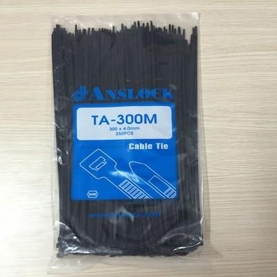 Dây Thít nhựa đen (lạt nhựa đen)