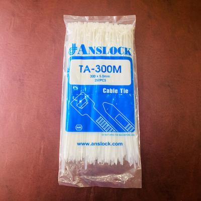 Dây Thít Nhựa 30cm ( lạt nhựa )
